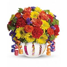 Exotic Blooms - Eshopclub Same Day Flower Delivery - Fresh Flowers - Wedding Flowers Bouquets - Birthday Flowers - Send Flowers - Flower Arrangements - Floral Arrangements Get Well Flowers, Flowers For You, Bright Flowers, Beach Flowers, Buy Flowers, Happy Birthday Bouquet, Pots, Send Flowers Online, Same Day Flower Delivery