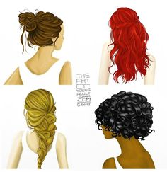 Lunar Chronicles Girl Hair