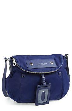 MARC BY MARC JACOBS ' Preppy Nylon - Natasha' Crossbody Bag available at #Nordstrom