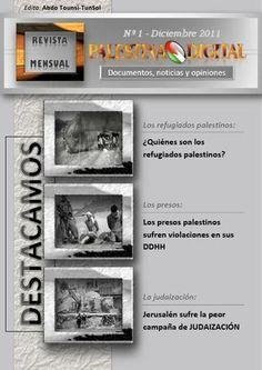 Revista PALESTINA DIGITAL- Diciembre 2011