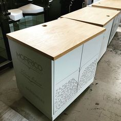 Some additional cabinets for our client Coffee Counter, Pretoria, Cnc Machine, Custom Cabinets, Coffee Shop, Retail, Home Decor, Custom Closets, Coffee Shops