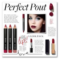 """""""Perfect Pout: Matte Lipstick"""" by ewa-naukowicz-wojcik ❤ liked on Polyvore featuring beauty, Bobbi Brown Cosmetics, NARS Cosmetics, Chanel and mattelipstick"""