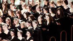 Bruckner: Messe e-Moll - Kyrie (UniversitätsChor München)