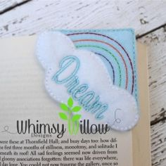 Dream Corner Bookmark