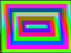 art of the glitch: glitch art & design Glitch Art, Neon Colors, Design
