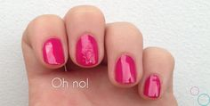 How To Apply Nail Polish Perfectly? How To Apply Nail Polish Perfectly?<br> When I started applying nail polish, it was a humongous task for me. Sometimes the coat will be too thick, sometimes too thin, weird uneven lines us… Esse Nail Polish, Nail Polish Hacks, Manicure Tips, Nail Tips, French Nails, Thin Nails, Nagel Hacks, Nails Only, Us Nails