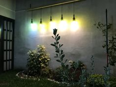 Lampara decorativa Jardín
