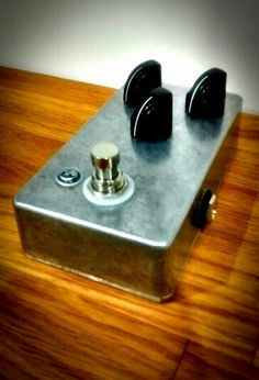 Tube Screamer TS808 -100% clone of original vintage guitar effect. Check on www.rfprojex.com.