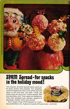 Garage Sale Finds: Reader's Digest Condensed - December 1968 Holiday Snacks, Party Snacks, Vintage Ads Food, Orange Juice Concentrate, Garage Sale Finds, Jello Molds, Christmas Albums, Onion Soup Mix, Readers Digest