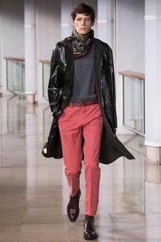 Hermès Elevates the Sporty Ensemble for Fall