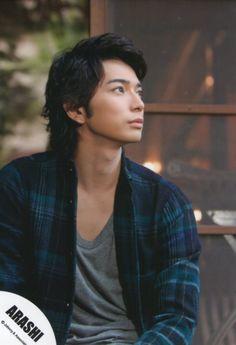 MatsuJun! The main actor in hana yori dango! (Boys over flowers)