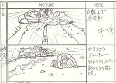 AKIRA - Download 400+ Pages of Original Storyboards — GeekTyrant