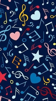23 Ideas For Aesthetic Wallpaper Music Notes Music Drawings, Music Artwork, Art Music, Musik Wallpaper, Iphone Wallpaper Music, Music Backgrounds, Wallpaper Backgrounds, Trendy Wallpaper, Musik Illustration