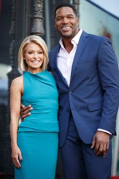 Michael Strahan done with Live! as of May 13