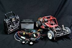 How to Make a Simple Remote Control Car (with Pictures)
