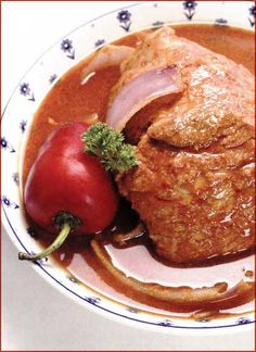 Adobo receta del Norte de Arequipa