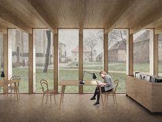 Chmel Architekti: Okolo kostela Architekti, Room, Furniture, Home Decor, Bedroom, Decoration Home, Room Decor, Rooms, Home Furnishings