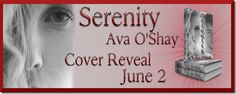 Book Nook Nuts: Cover Reveal - Serenity by Ava O'Shay