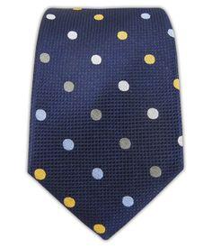 Spotlight - Navy (Skinny) | Ties, Bow Ties, and Pocket Squares | The Tie Bar
