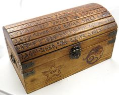 Cthulhu Hp Lovecraft Mythos Old ones Prop box by abe6565