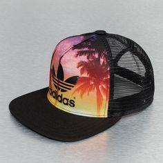 Adidas Palm Trucker Cap Black