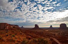Un décor de Star Wars? Non, c'est le View Hôtel, le meilleur endroit pour loger à Monument Valley. © gee #momondo