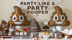 We've all been to a party that turned out worse than it was supposed to. We've also been to a party that had potential, only to be brought down by the always despised party pooper. Both…