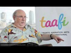 Eric Goldberg's Advice for Young Animators - YouTube