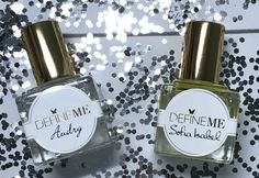DefineMe Girls' Night Out duo | Audry and Sofia Isabel fragrances | daydreamingbeauty.com