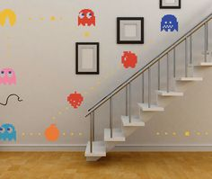 Wall Stickers Pacman_8bit | Spazio Adesivi Murali