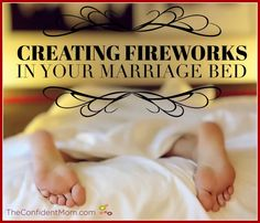 Don't let life get in the way of intimacy in your marriage. Here are some essential oils that can help create fireworks in your marriage bed.