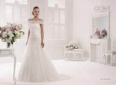 Collezione abiti da sposa #Colet 2013, abito da #sposa COAB13454IV
