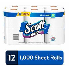 Best Toilet Paper, Toilet Paper Roll, Paper Gift Box, Paper Gifts, Colored Toilets, Liz And Liz, Scott Brand, Paper Manufacturers, Septic System