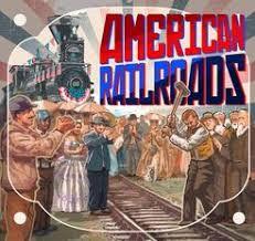 American Railroads - uitbreiding