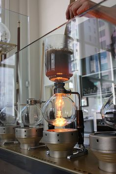 San Francisco❤ Blue Bottle Cafe. The best coffee in San Francisco