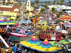Del Mar Fair - Del Mar, CA