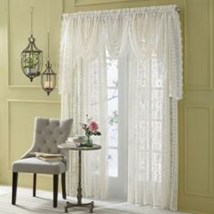 Genial ... Tier Pair, Swag Pair And Valances Each Sold Separately.New Rochelle  Panels: Frame Your Window. Decorate Now, Pay Later With Country Door Credit