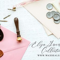 WaxSeals.com is pleased to introduce the newest addition to our creative family, The Eliza Gwendalyn Collection. Featuring work from world renowned calligraphy artist, Eliza Gwendalyn, we have joined together to bring you a series of exclusive custom monogram designs for use with our peel and stick wax seals and wax seal stampers! ​With regular features in Style Me Pretty, Wedding Chicks, and The Knot, her modern calligraphy has captured the hearts of brides, celebrities, and designers…
