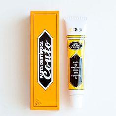 packaging: le dentifrice portugais Couto, conçu en 1932.