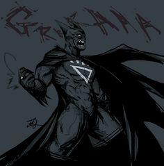 Darkest Knight by tyca52j2