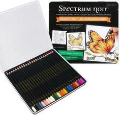 Spectrum Noir Essential Blendable Pencils