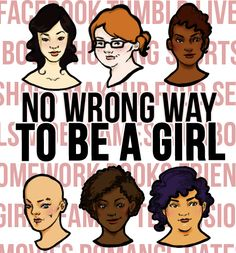 You don't have to fit any definition. You're a woman if you identify as a woman- simple as that!