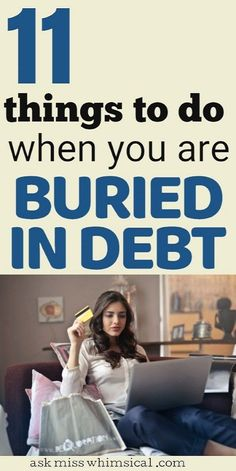 How to pay off your debt with a low income How to pay off your debt when you are living paycheck to paycheck? Get out of debt fast using these 11 important debt payoff tips to help you get started on a debt-free life. Money Tips, Money Saving Tips, Money Hacks, Managing Money, Mo Money, Time Saving, Money Fast, Debt Free Living, Paying Off Credit Cards