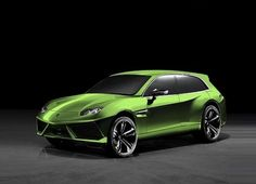 Lamborghini SUV, Urus. What a beautiful design