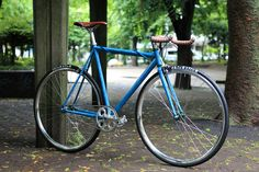AFFINITY CYCLES lo pro   BUILT BY BLUE LUG