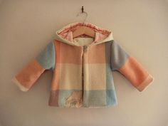 baby clothing girls jacket in rockmelon and by littletreekids, $55,00