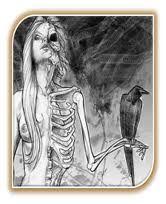 Hel - Norse Goddess of the Underworld