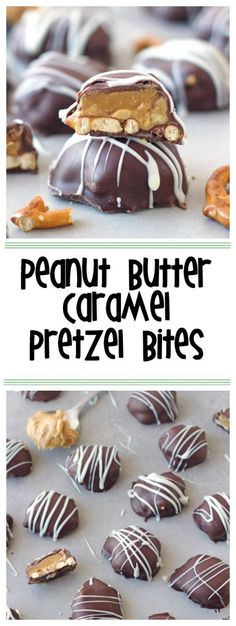 These Peanut Butter Caramel Pretzel Bites are sweet, salty, crunchy and so, so good! It's the best of so many worlds going on in every bite. Chocolate, peanut butter, caramel, pretzels & peanuts . . . all things I happen to love, which is probably why I love Take 5 Candy Bars. If you've never...Read More »