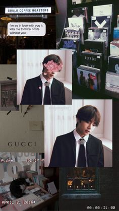 Wallpaper / Lockscreen aesthetic kim taehyung V BTS - Wallpaper