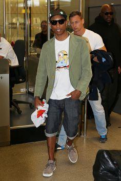 pharrell williams fashion - Google Search